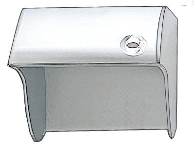 柜罩型油烟机
