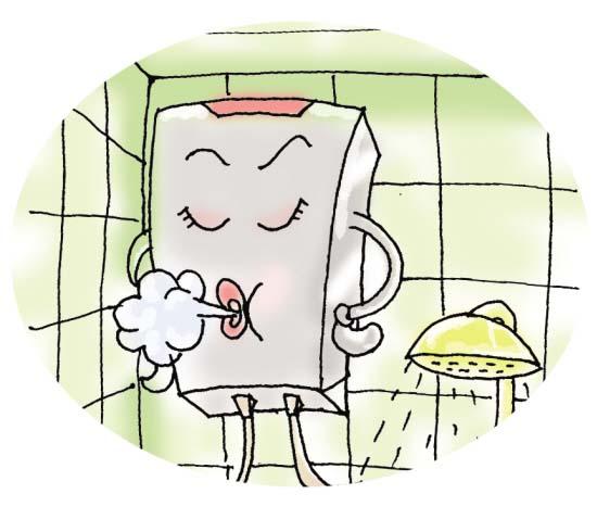 燃气热水器的选购、安装、使用注意事项(图)