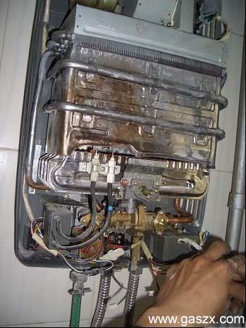 修理燃气热水器的常见方法有什么,有懂的吗图片