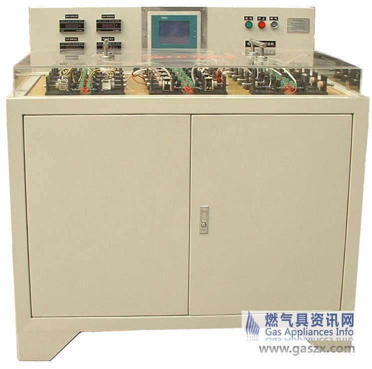 热水器用电磁阀寿命试验机