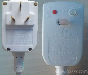 燃气热水器配件之电源开关 电源插头