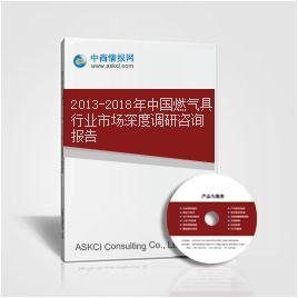 2013-2018年中国燃气具行业市场深度调研咨询报告
