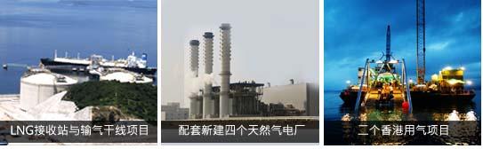 LNG接收站与输氧干线项目